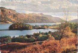 Loch Lomond And Ben Lomond In Autumn, Scotland - Valentine's C318 Unused - Dunbartonshire