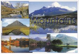 Scottish Mountains Multiview - Whiteholme Ltd, I 414, Posted 2005 - Scotland