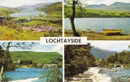 Lochtayside Multiview, Perthshire, Scotland - Used - Perthshire