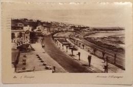 TANGERI AVENUE D'ESPAGNE SPEDITA ANNO 1934 ------ - Tanger