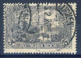 ##K427. Germany/ Reich 1904. Michel 80B. Cancelled(o) - Oblitérés