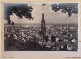 FREIBURG SCHWARZWALD--DAS MUNSTER VIAGGIATA 1951 - Freiburg I. Br.
