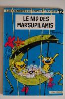 BD SPIROU ET FANTASIO - 12 - Le Nid Des Marsupilamis - Rééd. Publicitaire Total 1972 - Spirou Et Fantasio