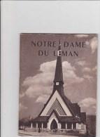 Notre Dame Du Léman - Revue église De Vongy - Thonon-les-Bains - Religion