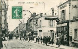 ENGHIEN LES BAINS(VAL D OISE) TABAC - Enghien Les Bains
