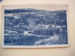 CHAMAZEL  Le Pont - France