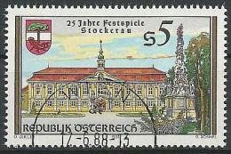 ÖSTERREICH 1988 MI-NR. 1927 O Used - ABO-Ware - (84) - 1981-90 Gebraucht