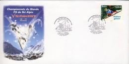 France Championnat Du Monde De Ski Alpin Val D'Isère 2009 1er Jour - 641 - Skiing