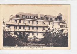 24018 Douarnenez  Hotel Dieu ND Du Perpetuel Secours . Photo Quéau . - Douarnenez