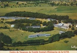 CENTRE DE VACANCES DU COMITE CENTRAL D'ENTREPRISE DE LA COMPAGNIE FRANCAISE DE RAFFINAGE - BEAULIEU - 15- - Autres Communes
