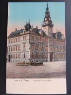 AK LAA A.d.Thaya M.gold. Fenster Ca.1910  /// D*14299 - Laa An Der Thaya