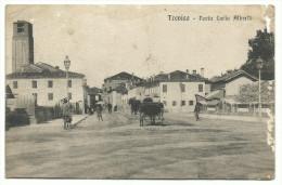 "1917, Treviso - ""Porta Carlo Alberto"" - Treviso"