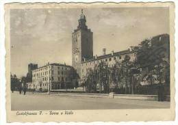 "1937, Treviso - ""Castelfranco Veneto - Torre E Viale"" - Treviso"