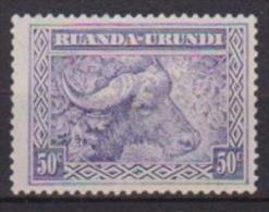 RUANDA-URUNDI 1931  SERIE CORRENTE YVERT 96 MLH VF