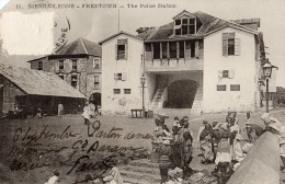 FREETOWN 1907 The Police Station - Sierra Leone