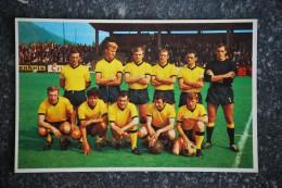 5842/ WATERSCHEI -Equipe De Football- Smeyers,Dolmans,Van Loo,De Raeve .... - Football