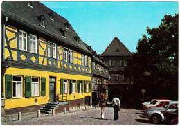 Frankfurt-Höchst: VW 1300 & 1200, OPEL KADETT-B & MANTA - Höchster Schloßplatz - (D) - Turismo