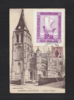 CP Arques-la-Bataille 1937 Pepix Paris - Poststempel (Briefe)