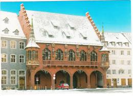 Freiburg Im Breisgau: VW GOLF - Historisches Kaufhaus - (D) - Passenger Cars