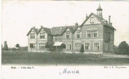 Moll. - Villa Sas V. - Mol
