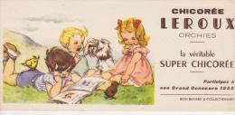 CHICOREE LEROUX 1955 ENFANTS - Food