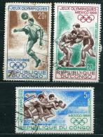 CONGO - Y&T PA 75 à 76 (Sports) - Congo - Brazzaville