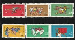 German Democratic Republic 1977 Sports - [6] Democratic Republic
