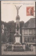 59--MONT-CASSEL-Monument élevé En Mémoire Des Morts De La Grande Guerre - Cassel