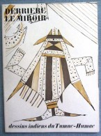 DLM Derriere Le Miroir #62-63 Avec Lithos De TUMUC HUMAC - Limited Edition French Art Book With Beautiful Lithos - Lithographies