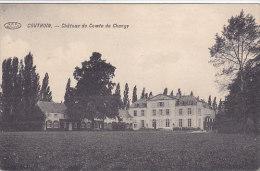 Couthuin - Château Du Comte De Changy (franchise Militaire) - Héron