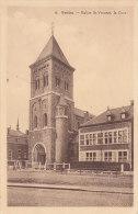 Battice - Eglise St-Vincent, La Cure - Herve