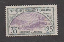 France - Orphelins  N°152 ** Neuf Sans Charnière - Côte Yvert : 475 Euros - 1917 - TB - Ungebraucht