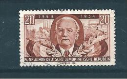 Allemagne Fédérale Timbres De 1954  N°173 Oblitéré - Gebruikt
