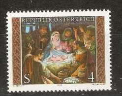 Austria - 1979 Christmas Nativity  4s MNH **          Sc 1141 - 1971-80 Ongebruikt