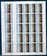 VATICANO / VATICAN CITY -- 1999 ---Luoghi Santi In Palestina --  IN FOGLIO --  **MNH. / VF  / - Blocchi E Foglietti