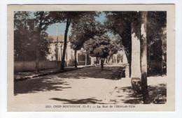 CHEF-BOUTONNE La Rue De L'Hôtel De Ville - Autres Communes