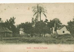 Caxito  Districto De Loanda No 27 Editores Esteves Reis Undivided Back - Angola