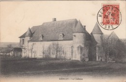 MERCIN (02) LE CHATEAU - France