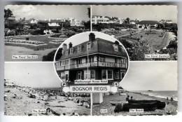 BOGNOR REGIS  -  CPSM 1940 / 50   MULTIVUES - Bognor Regis