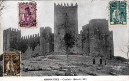 Angola Postcard Of Guimarães 1952 - Angola