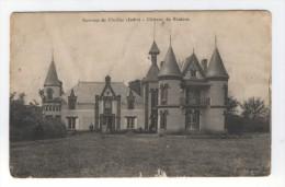 Environs De CHAILLAC Château Du Riadoux - Francia