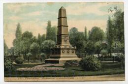 CP , 59 , TOURCOING , Monument Commémoratif - Tourcoing