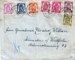 Belgium Letter 1947 - Belgien