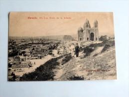Carte Postale Ancienne : MARSEILLE : Les  Ports De La Joliette,  Belle Animation - Marseille