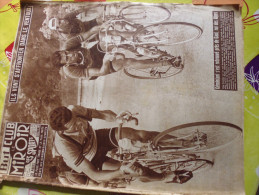 But Club-miroir Des Sports-524 De 1955-geminiani.gaul Etc.....tour De France 20 Pages - Sport