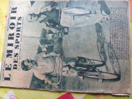 Miroir Des Sports- 969 De 1937-marcel Thil - Sport