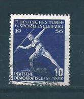 Allemagne Fédérale Timbres De 1956  N°255  Oblitéré - Gebruikt