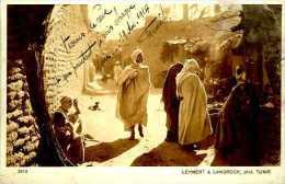 Marché Arabe Par Lehnert Et Landrock - Autres Photographes