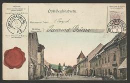 Slovenia-----Dravograd--- --old Postcard - Slovenia