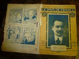 1919 LPDF:L'Allemagne Donne Son Or Pour Vivre;Foire PAIN D'EPICE Place Du Trône;ROUMANIE Par Les Poupées;Crime MAGYARE - Revues & Journaux